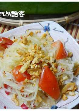 泰式涼拌木瓜絲