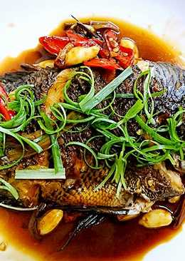 紅燒吳郭魚