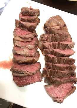 舒肥丁骨牛排(在家享用高級牛排)