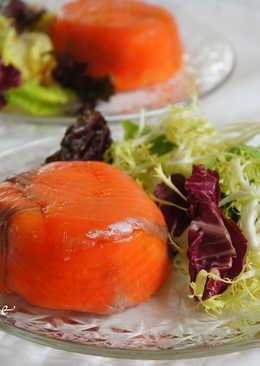 煙燻鮭魚酪梨沙拉盅