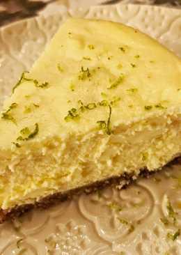 生酮甜點-檸檬重乳酪蛋糕