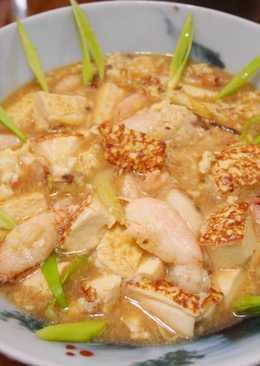 簡易版✨蟹黃豆腐煲✨