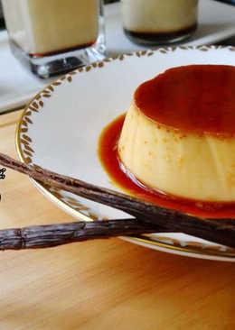 焦糖蒸烤布丁(美味三食材)