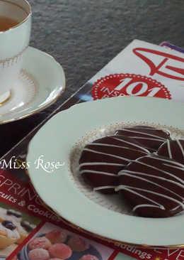 薄荷巧克力餅乾