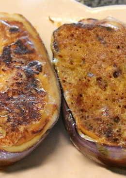 茄子味噌田樂燒