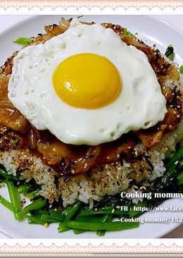 壽喜燒肉蓋飯