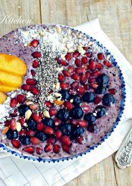 健康食譜-水果奶昔
