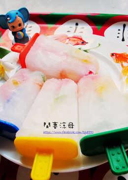 小熊軟糖冰棒