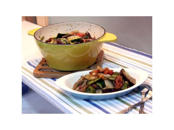Julia Child經典食譜 | 普羅旺斯燉菜(Ratatouille)