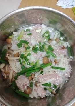 電鍋料理♡雞胸肉洋蔥燉飯