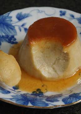 蕃薯焦糖布丁