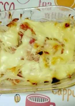奶油焗烤洋芋