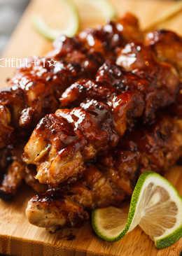 焼き鳥 - 醬燒雞肉串