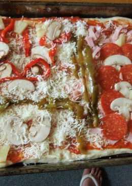 創意pizza好好玩