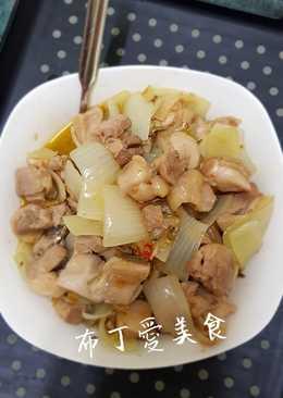 干貝xo醬雞肉