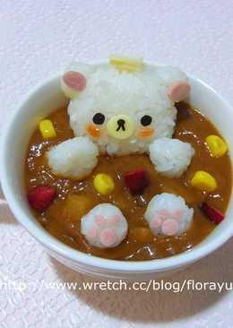 拉拉熊愛泡湯