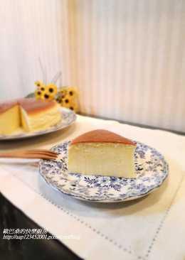 【輕乳酪蛋糕】