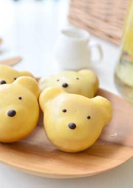 小熊檸檬蛋糕