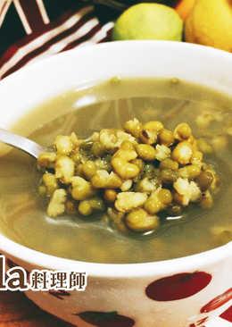 軟綿綠豆湯