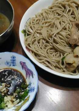 日式沾醬蕎麥麵