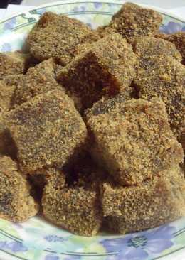 簡單做-qq的黑糖粉粿