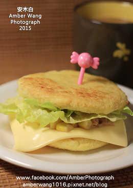 法式吐司漢堡