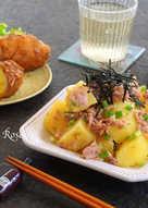 鮪魚馬鈴薯溫沙拉