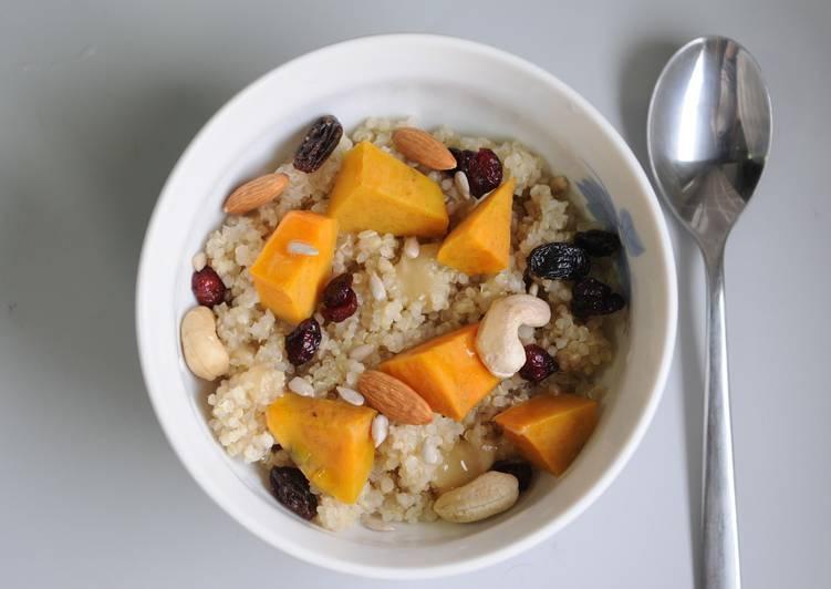 藜麥早餐 Breakfast Quinoa【可樂穀農場】