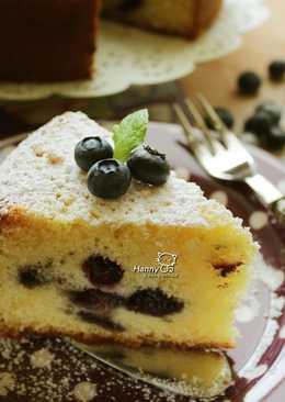 ♥開動with Kat♥藍莓磅蛋糕