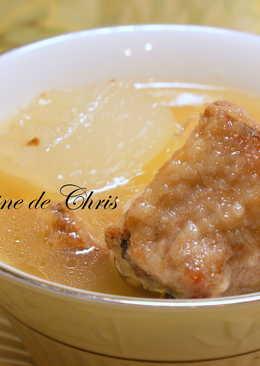 [湯品] 排骨酥湯