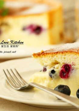 [阿妮塔♥sweet] 藍莓魔法蛋糕。