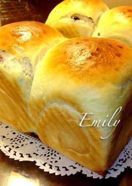 圓頂蘭姆葡萄乾吐司麵包