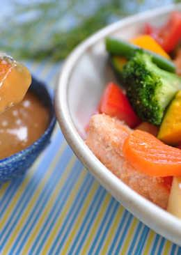 香鮭彩蔬沙拉【統一生機】