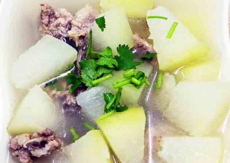 【厚生廚房】冬瓜排骨湯