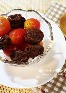 夏季開胃菜~冰釀番茄