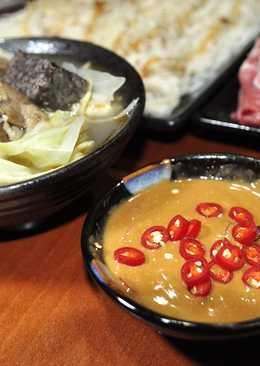 腐乳火鍋沾醬