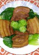 超簡易年菜 [紹興東坡肉(減肥版)]