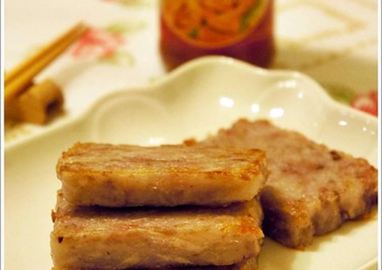 賀年-芋頭糕