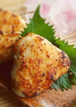 仙台味噌烤飯糰