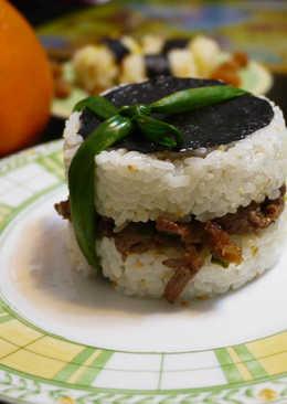 宜蘭有機米-蔥明米飯糰