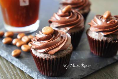 【特濃】巧克力杯子蛋糕