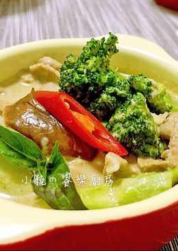 泰式綠咖哩豬
