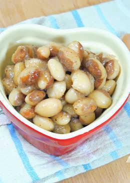 蜂蜜梅粉虎豆
