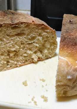 基礎酸麵團麵包(Basic Sourdough Bread)