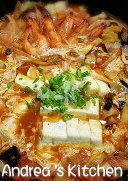 韓式泡菜豆腐鍋