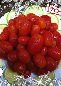 冰梅醃番茄