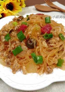 義麵醬qq冬粉