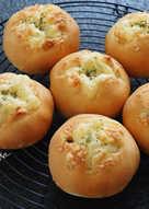 馬鈴薯培根起士麵包