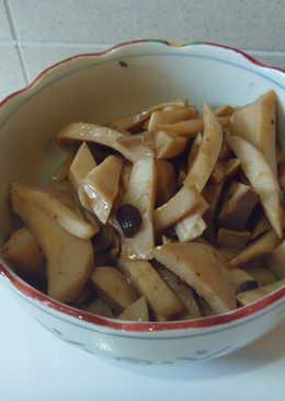 豆豉杏鮑菇