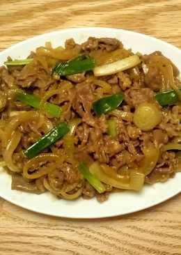咖哩炒羊肉